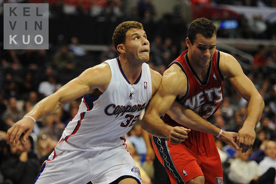 Kris Humphries And Blake Griffin Look Alike