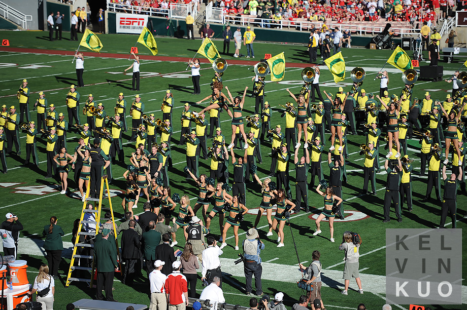 Banded Ducks 2012 Ducks Marching Band